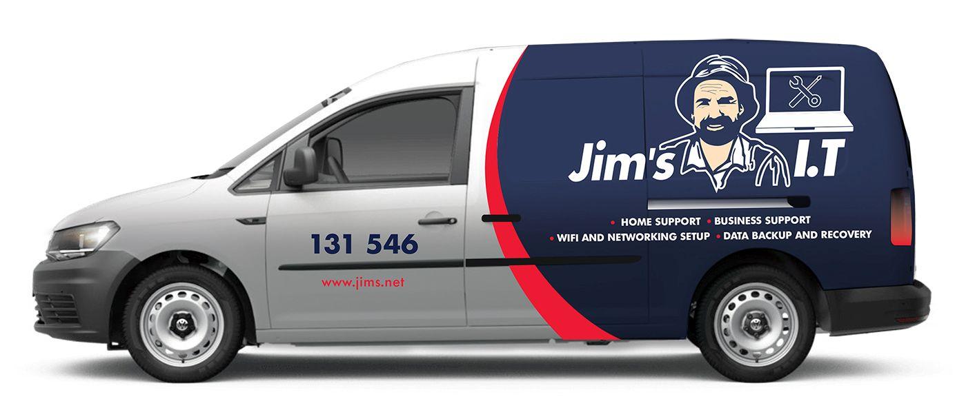 jims it computer and laptop repairs car