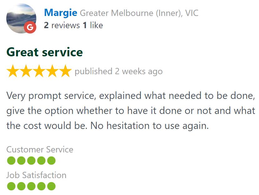 margie laptop repair melbourne review